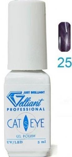 GEL POLISH CAT'S EYE GELLIANT 9ml Nº 25